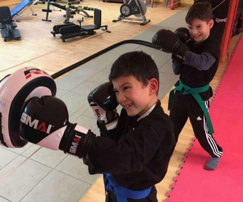 Selbstverteidigung für Kinder München